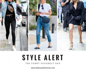 Fanny Pack, Belt Bag Style Inspirations