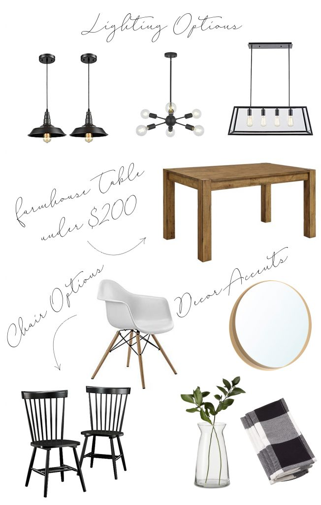 Affordable farmhouse finds.