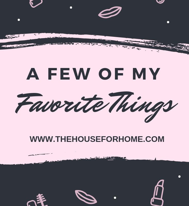 Everyday Favorites