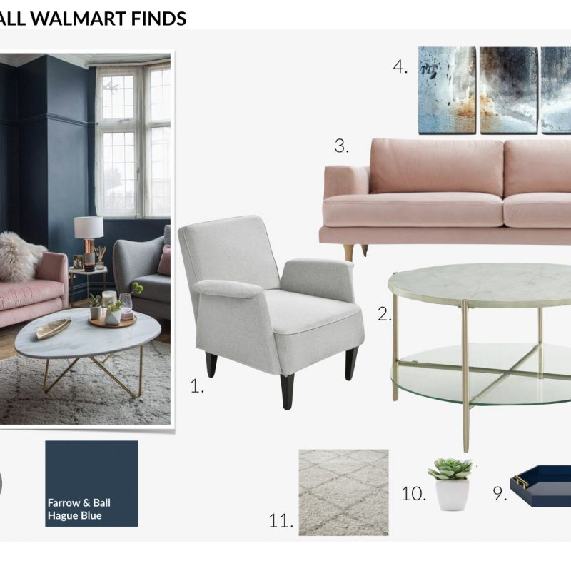 Get The Look: Using Only Walmart Finds