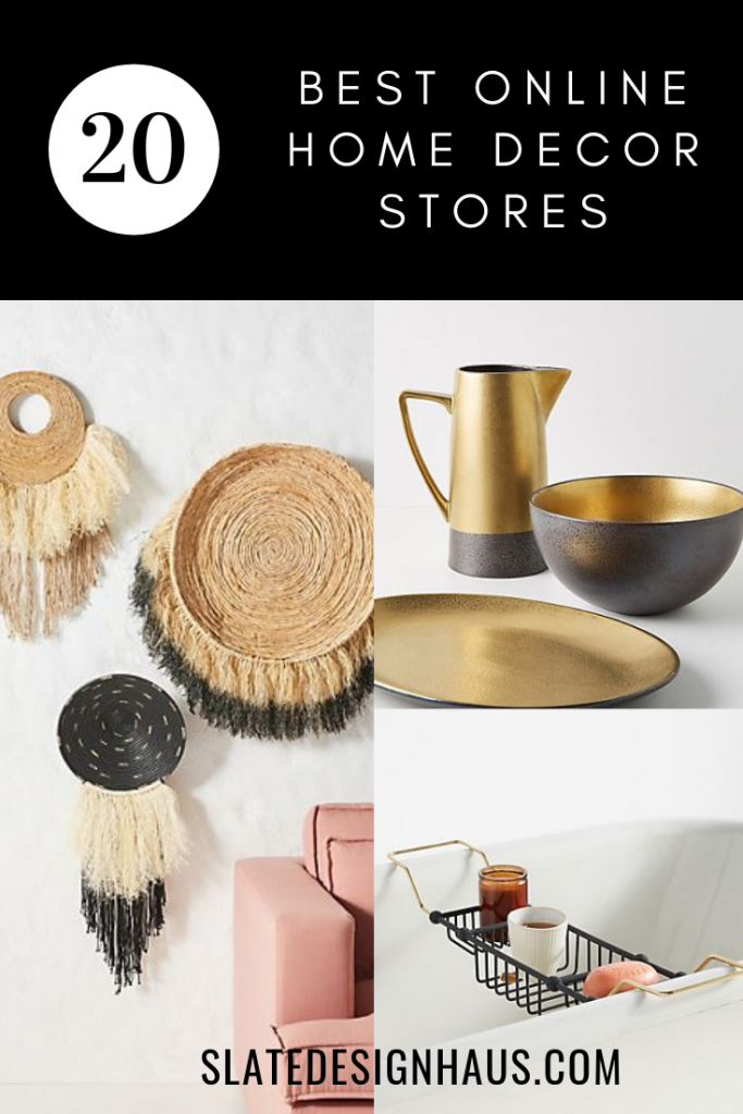 20 best online home decor stores