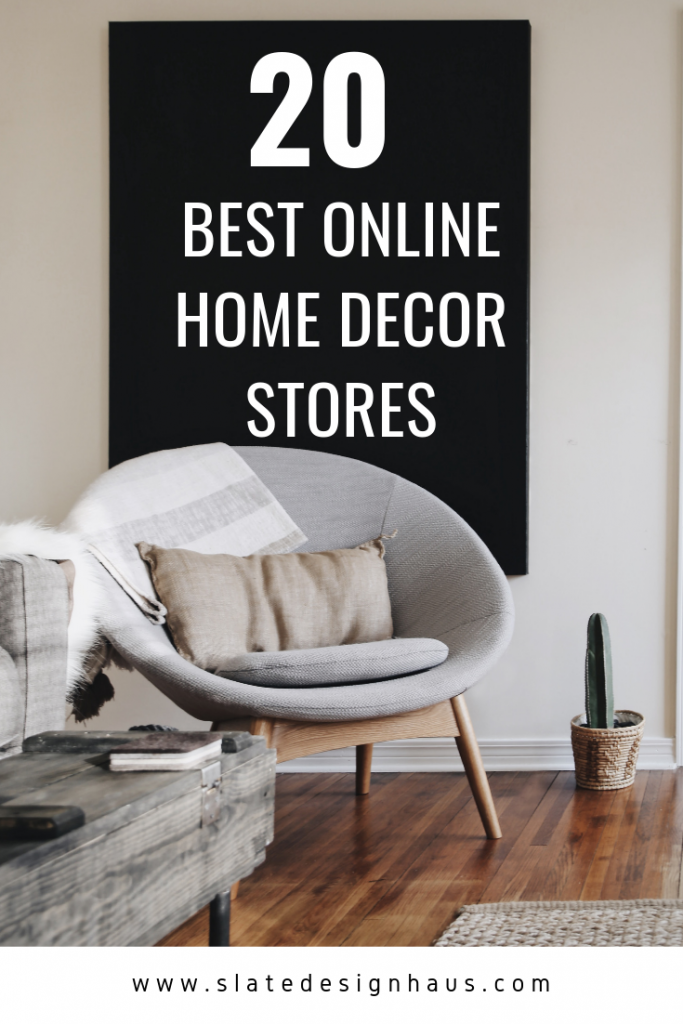 The 20 Best Online Home Decor Stores - SLATE