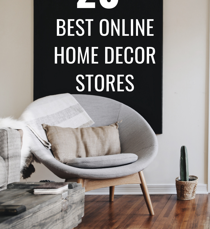 The 20 Best Online Home Decor Stores
